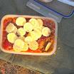 2012-09-24 07-30 Śniadanko-owsianka, dzem, banany - nie wiem jak dla Zenka ale dla mnie bomba!.JPG